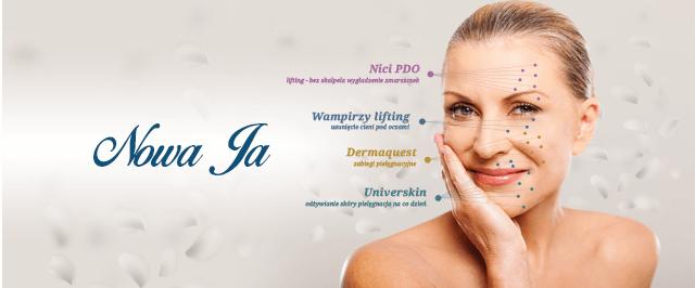 NOWA JA – terapia łączona w drodze do zdrowej skóry!